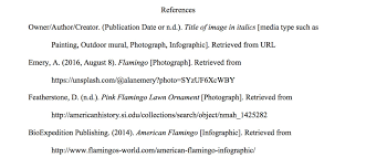 005 How Write References In Apa Format Samplereferencelist Works