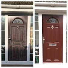 everest front doors prices. spray painting a upvc front door before and after everest doors prices o