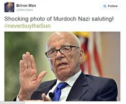 Memes mock The Sun over Queen 'Nazi salute' pictures | Daily Mail ... via Relatably.com