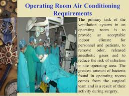 Operating Room Air Filtration  HEPA Filters  Danforth Cleanrooms Operating Room Hvac Design