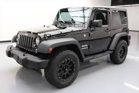 jeep wrangler 2015 black. 2015 jeep wrangler sport 4x4 auto hardtop cd audio 36k color black jeep wrangler