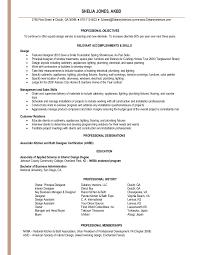 kitchen designer resumes shelia jones interior design resume linked in