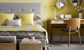 add some vibrancy to your life and boudoir with a bold bedroom colour scheme