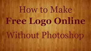 how to make a logo online out photoshop create how to make a logo online out photoshop 2016 create business company logo for