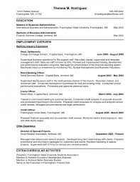 Commercial Banking Relationship Manager Sample Resume Professional