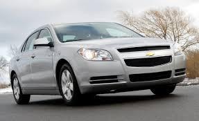 2008 Chevrolet Malibu Hybrid | Short Take Road Test | Reviews ...