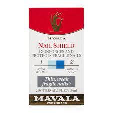 mavala nail shield treatment