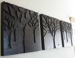 rustic wood panel wall art