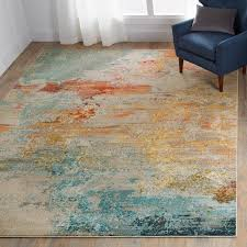 thomas paul rugs beautiful nourison celestial sealife rug 3 11 x 5 free today of