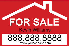 home for sale template for sale yard sign san diego for rent yard signs opening house