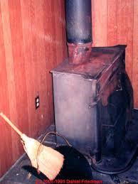 Fire Clearances For Woodstoves Pellet Stoves Coal Stoves Heat Gorgeous Wood Stove Backsplash Exterior