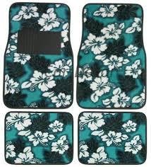 green car floor mats. Hawaiian Flower Green Car Floor Mats Green Car Floor Mats