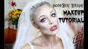 zombie bride makeup tutorial fashion mumblr