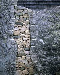 Small Picture Dry walls Stone walls without mortar rock glue that will