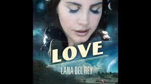 lana del rey love cover