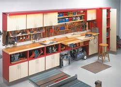 garage cabinets plans. link type: free plans | source: shopnotes visit the category fix link? garage cabinets s