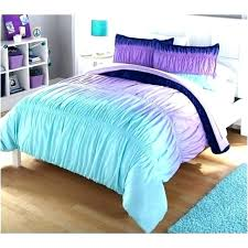 blue tie dye bedding set light twin comforter purple and sheets white