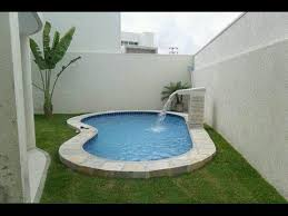 Pool Designs For Small Backyards Fascinating Small Swimming Pool Designs Ideas YouTube