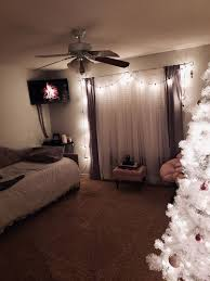 christmas decorations ideas for bedroom