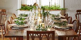 38 Diy Christmas Table Settings And Decorations