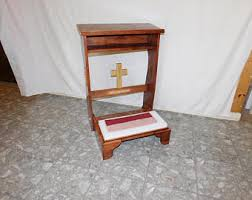 27 Best Prayer Bench Images On Pinterest  Prayer Room Prayer Anglican Prayer Bench