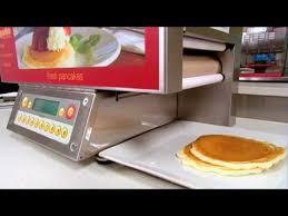Pancake Vending Machine Classy POPCAKES Automatic Pancake Making Machine Operator Training Demo