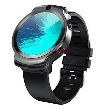 <b>LEMFO LEM13 4G</b> Smart Watch Phone Face Unlock Front 2MP + ...