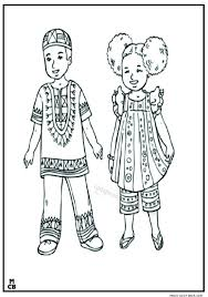 Small Picture African coloring pages free online