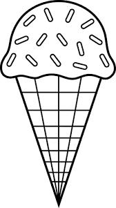 ice cream clipart black and white. Exellent Clipart Icecream Clipart Black And White  Google Search Intended Ice Cream Clipart Black And White