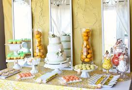Small Picture Citrus Inspired Wedding Design Vendor Challenge Celebrations