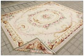 aubusson area rugs french pastel colors rug wool hand woven carpet in from home garden on aubusson area rugs