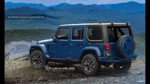 2018 jeep blue. brilliant blue hot news 2018 jeep wrangler blue for jeep blue