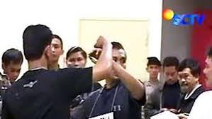 Polisi Menggelar Rekonstruksi Kasus Pengeroyokan Wendi - Page 4 - News  Liputan6.com