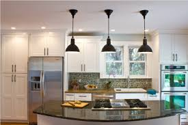 pendant lights for kitchen island spacing new 62 great adorable colored glass pendant lights for kitchen
