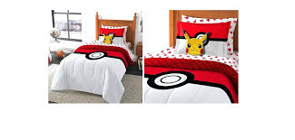 pokemon comforter set twin bed in a bag bath and beyond target curtain bedroom queen size