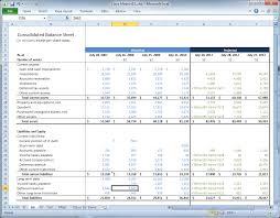 How To Forecast Balance Sheet Forecasting Other Balance Sheet Items Ontigio Com