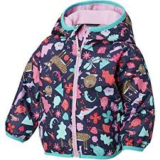 Columbia Baby Size Chart Columbia Kids Baby Girls Mini Pixel Grabber Ii Wind Jacket Infant Toddler Nocturnal Critters 4t