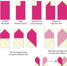 You'll Love These Easy Patchwork Heart Quilt Blocks | 39 ... & You'll Love These Easy Patchwork Heart Quilt Blocks Adamdwight.com