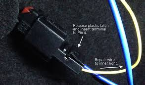 vwvortex com howto euro led tail lights with modified dap splicing automotive electrical wire at Got A Repair Terminal Harness With Extra Wires