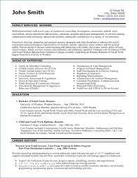 25 Best Of Example Of Job Resume Bizmancan Com