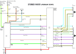 jvc car stereo wiring diagram jvc kw xc777 throughout wire ford radio wiring diagram download at Car Stereo Wiring Diagrams Free