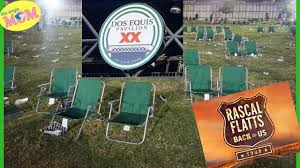 Gexa Energy Pavilion Dallas Tx Seating Chart Dos Equis Pavilion Lawn Seating Review Rascal Flatts Concert Dallas