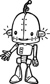Tổng hợp 50 bức tranh tô màu Robot cho bé trai sáng tạo, mạnh mẽ - Zicxa  books