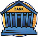 Images & Illustrations of bank
