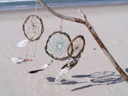 Beach Dream Catchers dream catchers on the beach Google Images on We Heart It 9