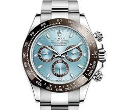watches ceramics oyster perpetual and markers rolex cosmograph daytona ice blue dial platinum mens watch 116506iblso