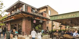 I went on a friday and there was a good number of people reading, working on laptops, etc. Domain Northside The Best Shopping Dining And Entertainment In Austin Texas
