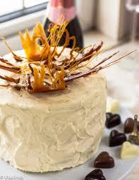 My Honey Valentine Russian Honey and Cream Cake