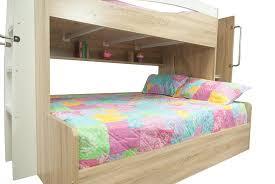 LS 089 Olive bunk bed