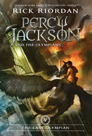 percy jackson and the olympians 5 book paperback boxed set new covers w poster percy jackson the olympians rick riordan john rocco 8601419661084